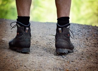 Hiking blisters treatment