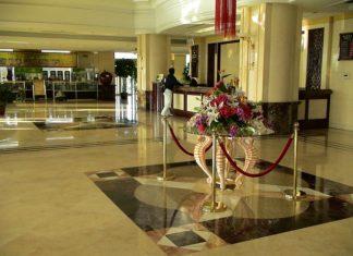 Hotel frontdesk