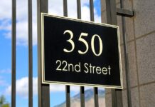 Changing address